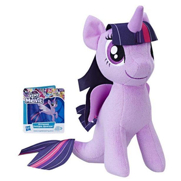 Oferta de Peluche Suave Twilight Sparkle Sirena My Little Pony  C2707 por $71.8