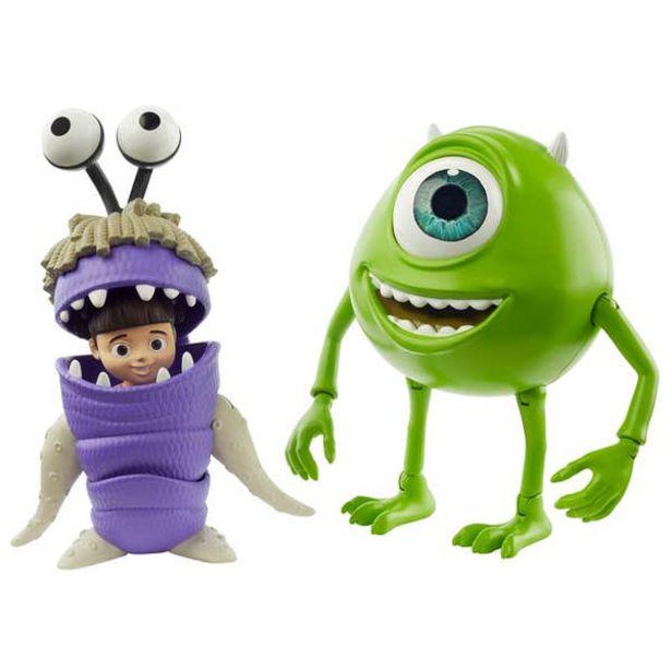 Oferta de Disney Pixar Mike y Boo por $359