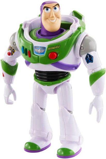 Oferta de Disney Pixar Buzz figura parlante por $328.3