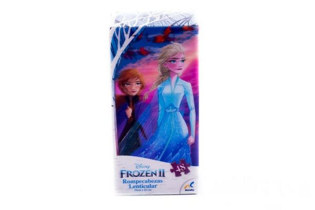 Oferta de Rompecabezas lenticular torre Frozen II por $129