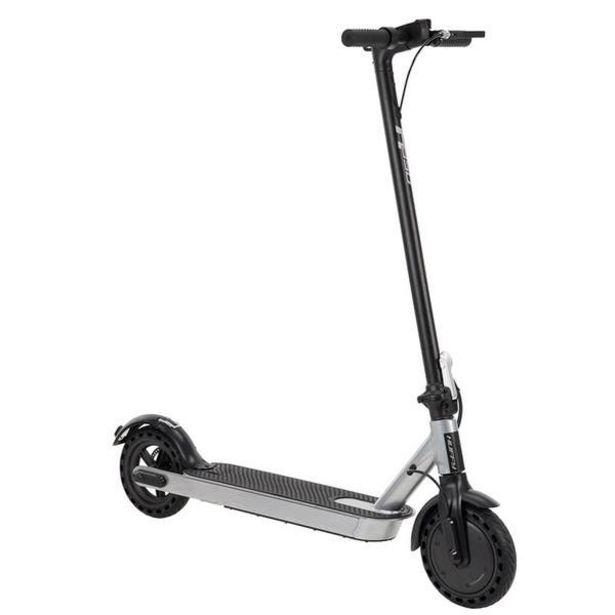 Oferta de Scooter Electrico Plegable Huffy Con Asiento Color Gris por $14