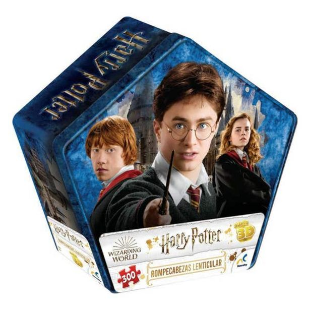 Oferta de Rompecabezas Coleccionable Harry Potter ... por $329