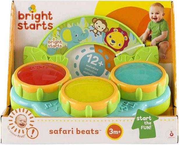 Oferta de Juguete Interactivo Bright Starts Safari Beats por $469