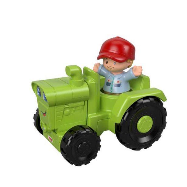 Oferta de Fisher-Price Nuevo Tractor Ayuda en la G... por $189