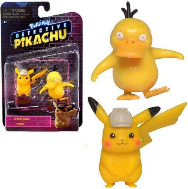"""Oferta de Figura 3"""" Pokemon: Detective Pikachu por $144.5"""