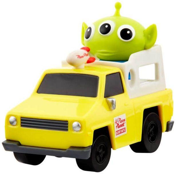 Oferta de Disney Pixar Mariciano con auto Pizza Planeta por $65.7