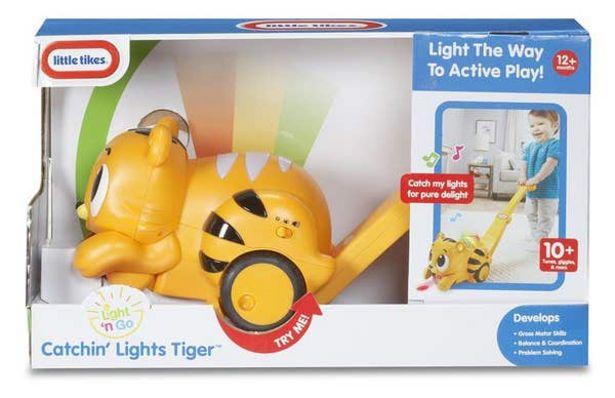 Oferta de Little Tikes Catchin' Lights Tigre por $426.3
