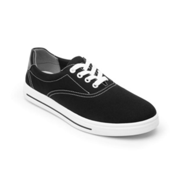 Oferta de Sneaker Urbano Flexi para Mujer Estilo 101812 Negro por $699