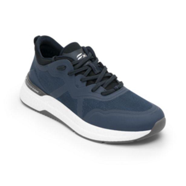 Oferta de Sneaker Urbano Flexi para Mujer con Tecnología Hyperform Estilo 110101 Azul por $1499