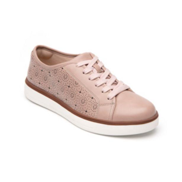 Oferta de Sneaker Casual Flexi para Mujer Estilo 107702 Rosa por $799