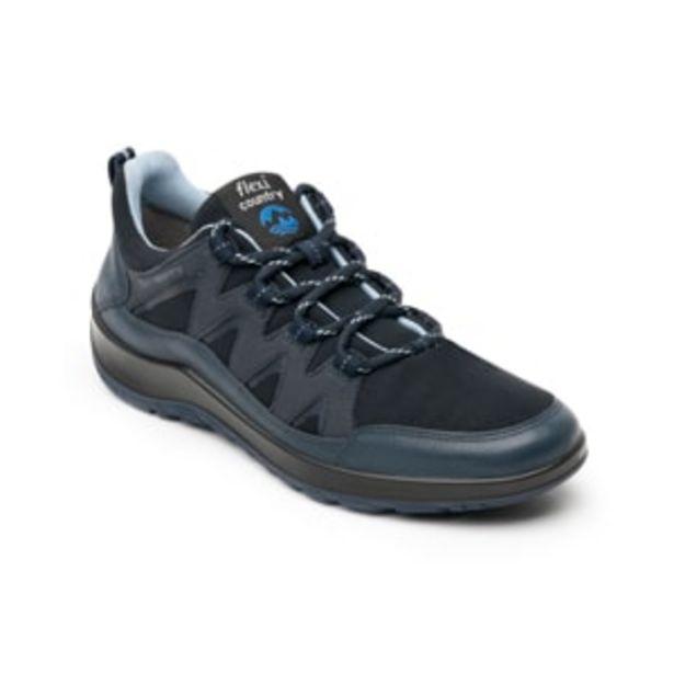 Oferta de Zapato Outdoor Flexi Country para Mujer Estilo 102110 Azul por $999
