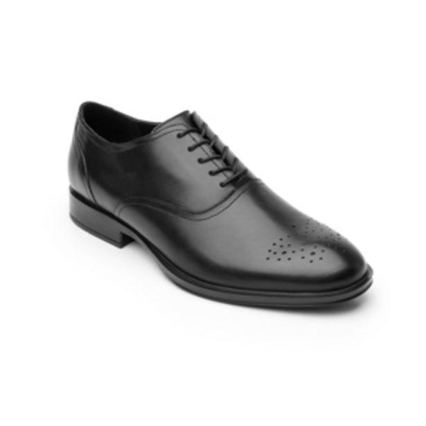 Oferta de Zapato De Vestir Urbano Quirelli 100% De Piel  Para Hombre - Estilo 701502 Negro por $1039.2