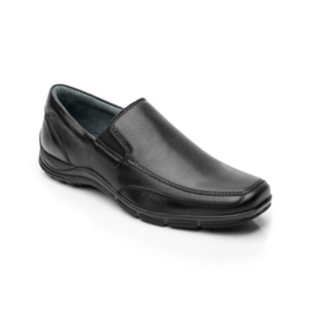 Oferta de Loafer Con Floreta Flexi para Hombre Estilo 97911 Negro por $899