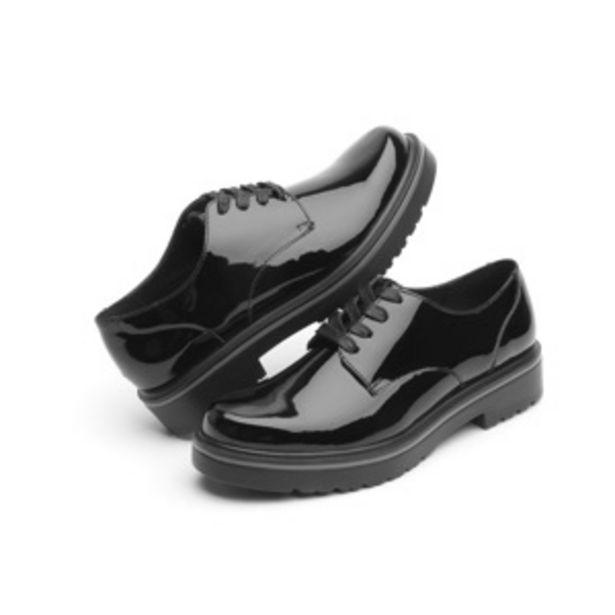 Oferta de Zapato Trendy Casual Flexi Con Brillo Charol Para Mujer - Estilo 32901 Negro por $509.4