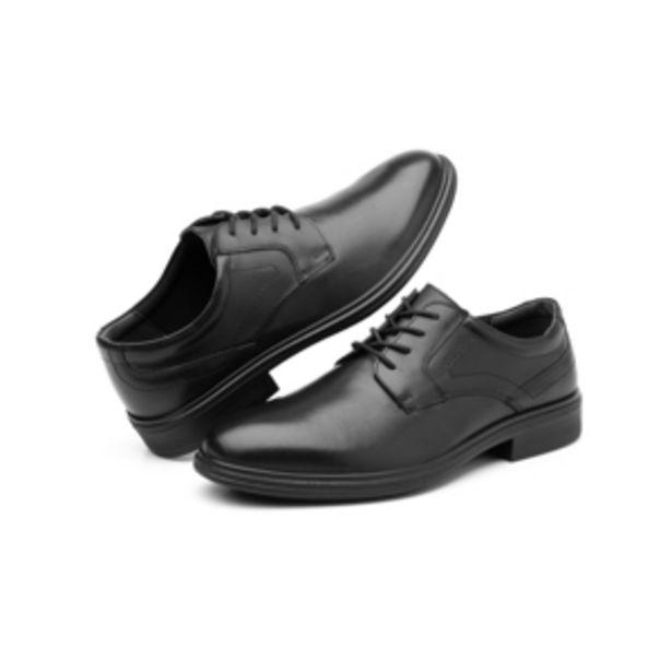 Oferta de Zapato De Vestir Urbano Flexi Con Puntera Ovalada  Para Hombre - Estilo 91407 Negro por $594.3