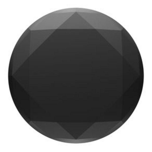 Oferta de Popsockets Sujetador para Celular Diamante Negro por $179