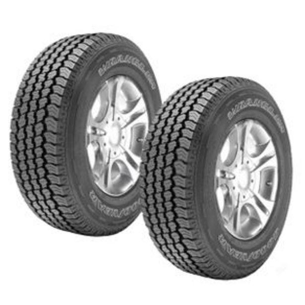 Oferta de Llanta Para Auto Goodyear 235-75 R15 Gdy107446 por $3098