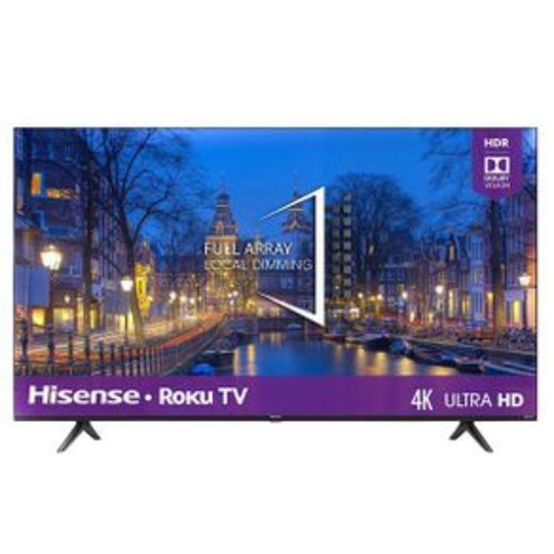 Oferta de Pantalla Hisense 43P LED 4K Smart TV 43R6000GM por $7225