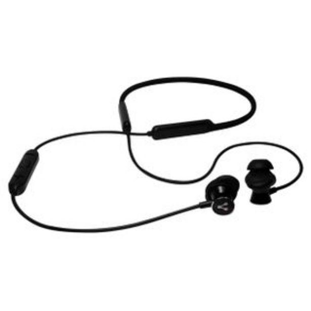 Oferta de Audífonos Bluetooth Vorago APTX Negro EPB-601 por $809