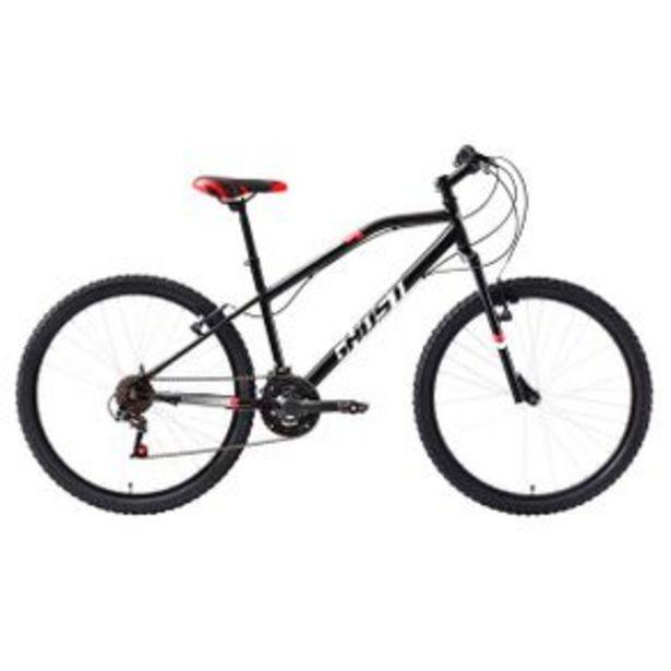Oferta de Bicicleta De Montaña Ghost Saw R26 Veloci Negro PTM221552621404 por $5849