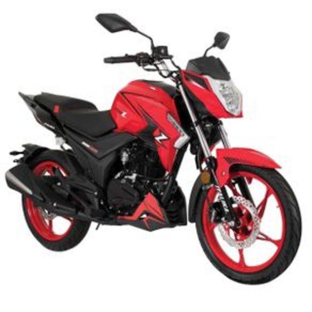 Oferta de Motocicleta Urbana Italika Rojo - Negro 200Z por $48170
