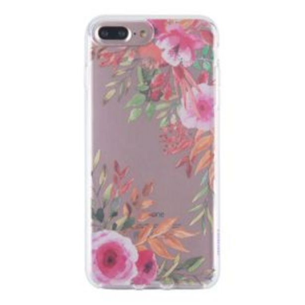 Oferta de Protector Design Collection Switch iPhone 8/7/6 Plus por $99