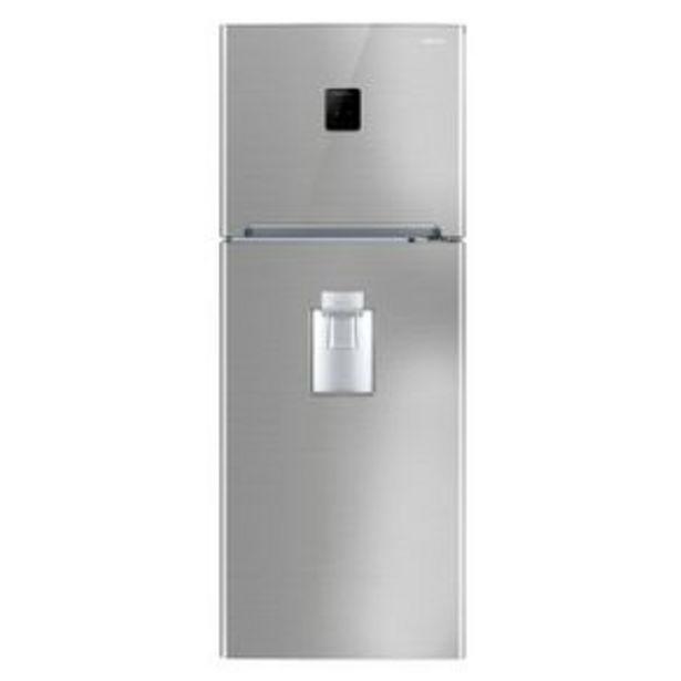 Oferta de Refrigerador Automático Daewoo Silver Dfr-40515Ggex por $11249