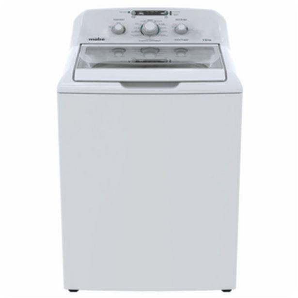 Oferta de Lavadora Automática Mabe 19 kg Blanca LMA79113VBAB0 por $12799