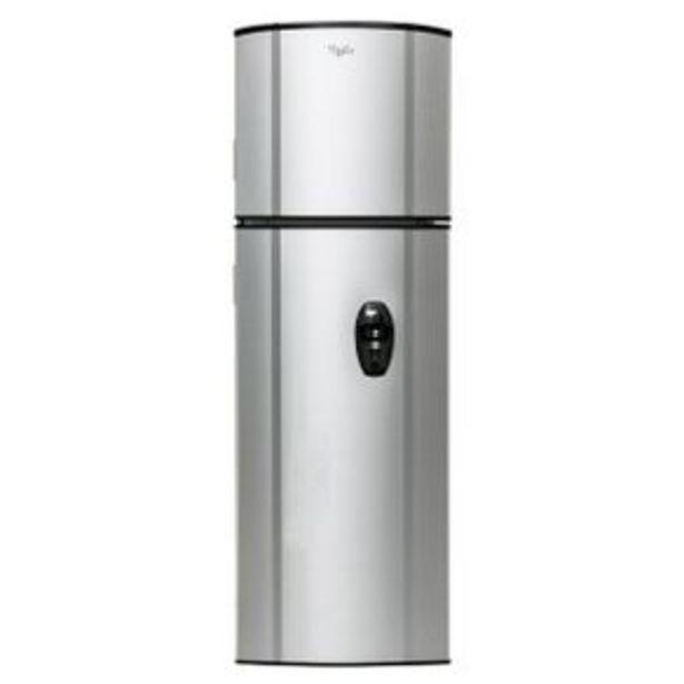 Oferta de Refrigerador Whirlpool 9P Silver WT9515S por $9719