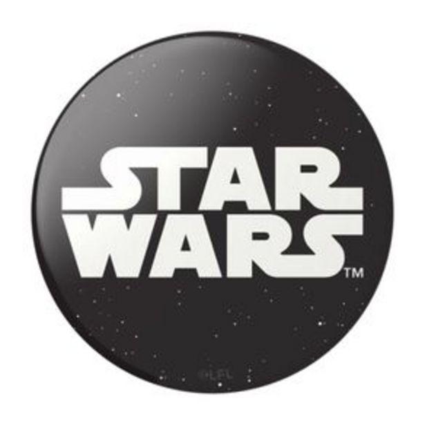 Oferta de Popsockets Sujetador Para Celular Star Wars Negro por $199