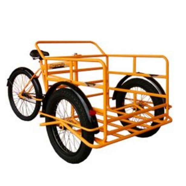 Oferta de Triciclo De Carga Mercurio Carga Amarillo Titan 300 por $6999