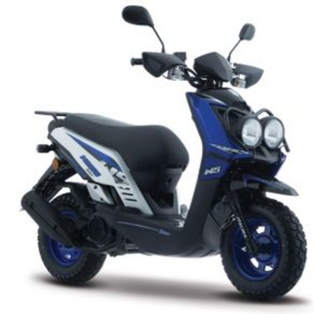 Oferta de Scooter Italika Azul - Negro Ws150 por $26999