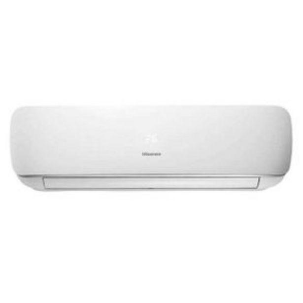 Oferta de Minisplit 12 Btu Hisense Blanco Ac122Td por $5299