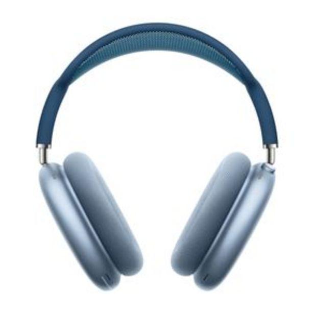 Oferta de Audífonos Bluetooth Apple Airpods Max Azul por $13014