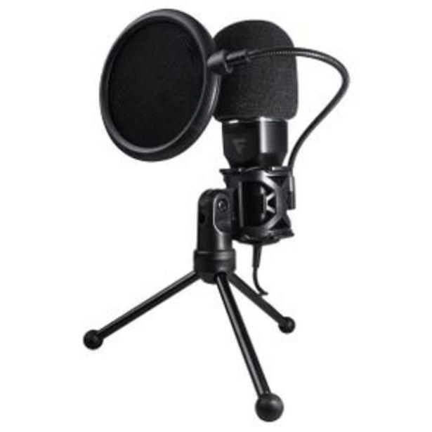 Oferta de Micrófono Streaming Stand Gaming Game Factor MCG601 por $850