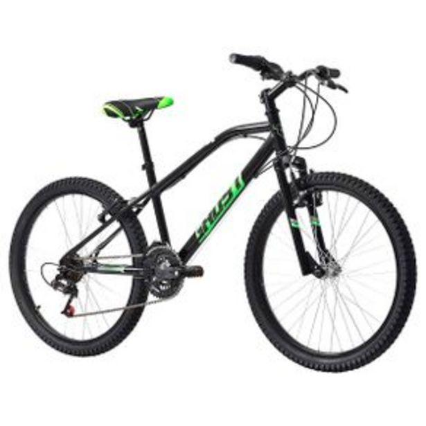 Oferta de Bicicleta De Montaña Ghost Saw R24 Negro-Verde PTM221552421404 por $5849