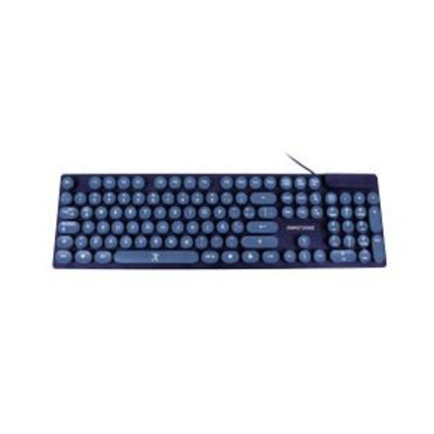 Oferta de Teclado Perfect Choice Azul Pc-201083 por $169