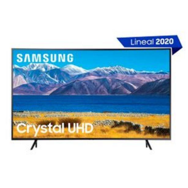 Oferta de Pantalla Samsung 55P Smart TV Curva 4K UN55TU8300FXZX por $13495