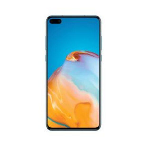 Oferta de Smartphone Touch Huawei P40 Azul Telcel Ana-Lx4 por $14909