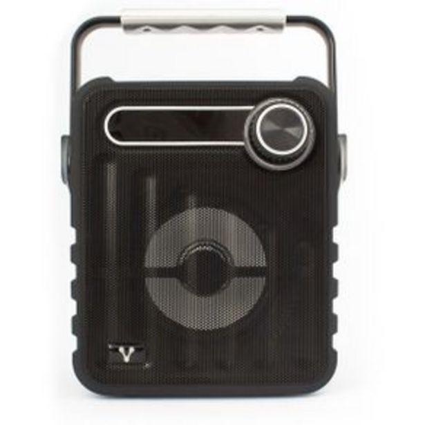 Oferta de Bocinas Bluetooth Vorago Bsp-200 por $373