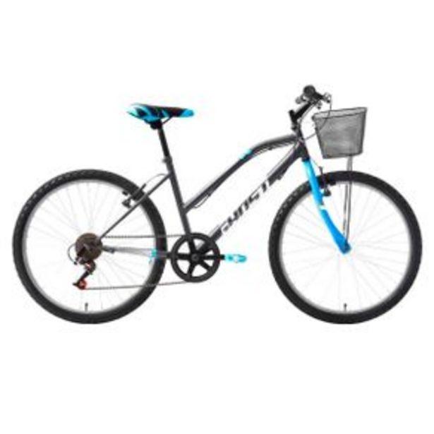 Oferta de Bicicleta De Montaña Ghost Awe R24 Gris-Azul PTM221552407257 por $5499