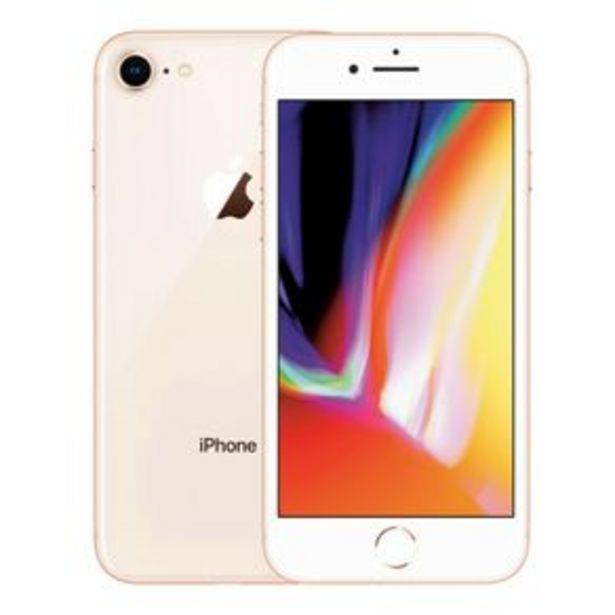 Oferta de Teléfono  iPhone 8 Dorado 64 GB Reacondicionado Liberado por $4797