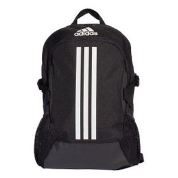 Oferta de Mochila Escolar Power Adidas Black-White Fi7968 por $719
