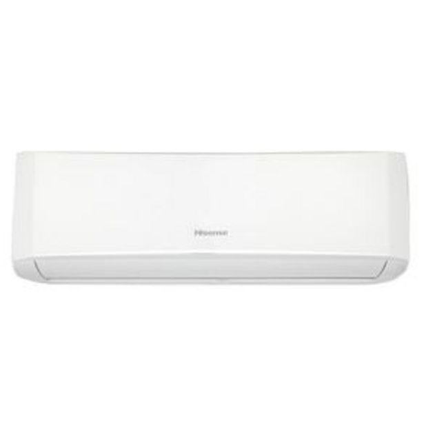 Oferta de Minisplit 12 Btu Hisense Blanco Ac122Td por $8599