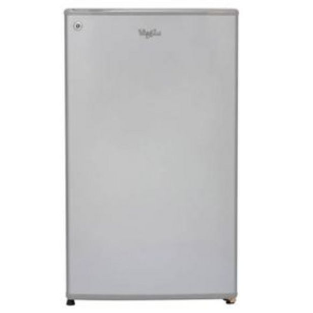 Oferta de Refrigerador Automático Whirlpool Silver Ws5501D por $6199