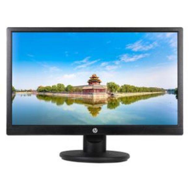 Oferta de Monitor HP V214b Negro 3FU54AA por $3139