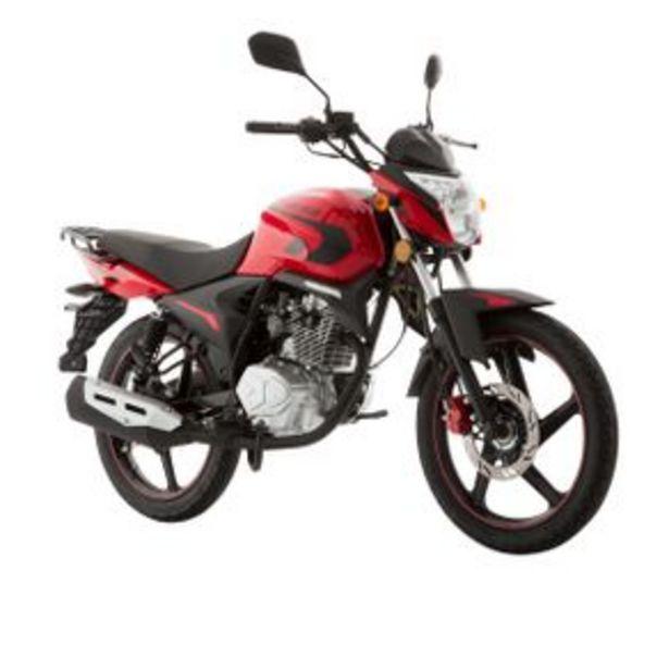 Oferta de Motocicleta Italika Sport Negro - Rojo Dt150 por $26315