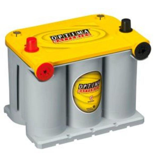 Oferta de Bateria Agm Automotor Optima O-D75-25-650 por $5579