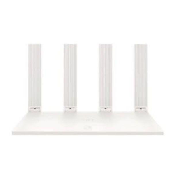 Oferta de Router Inalámbrico Huawei 5GHz Blanco - WS5200 por $1299