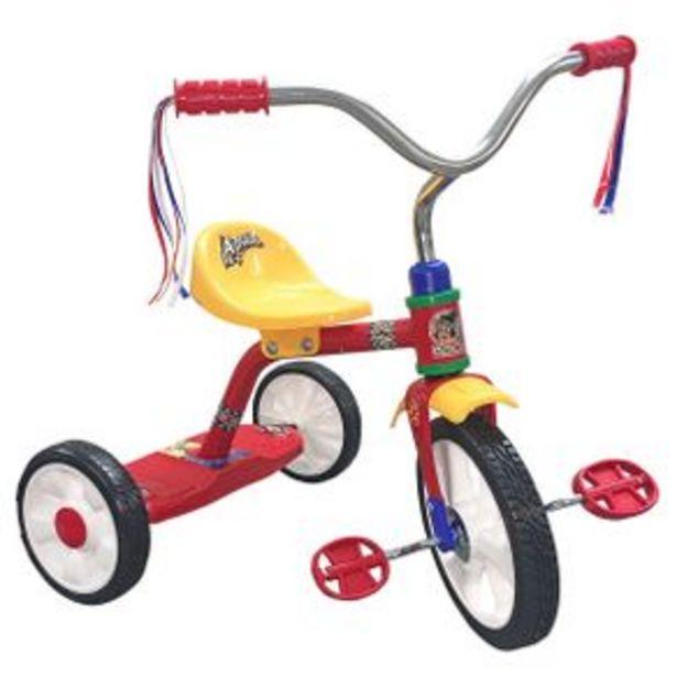 Oferta de Triciclo Apachito R10 Multicolor 905 por $1029